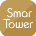 Logo de Smartower, client du centre d'affaires Space2be.